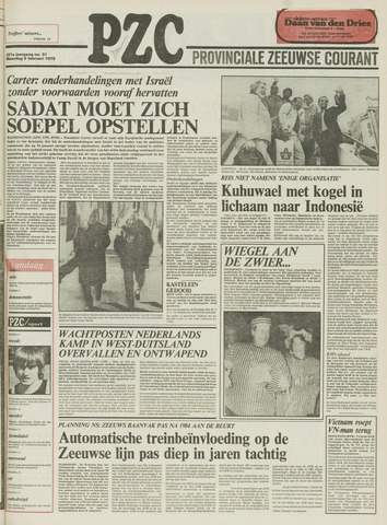 Provinciale Zeeuwse Courant 1978-02-06