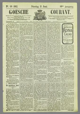 Goessche Courant 1912-06-11