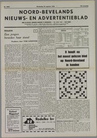 Noord-Bevelands Nieuws- en advertentieblad 1980-08-28
