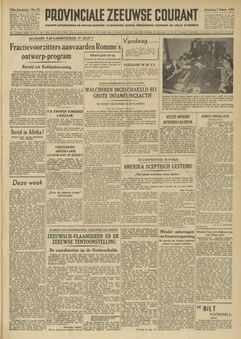 Provinciale Zeeuwse Courant 1951-03-03