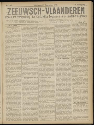 Luctor et Emergo. Antirevolutionair nieuws- en advertentieblad voor Zeeland / Zeeuwsch-Vlaanderen. Orgaan ter verspreiding van de christelijke beginselen in Zeeuwsch-Vlaanderen 1919-08-16