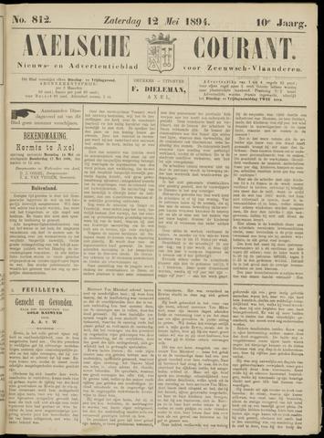 Axelsche Courant 1894-05-12