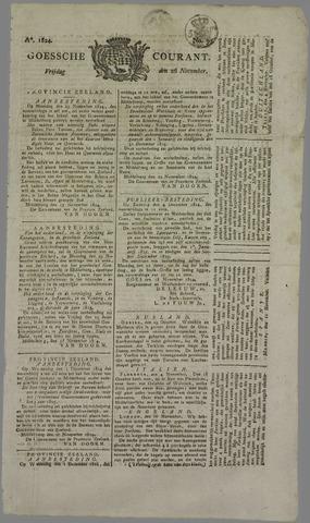 Goessche Courant 1824-11-26