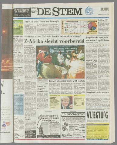 de Stem 1994-04-27