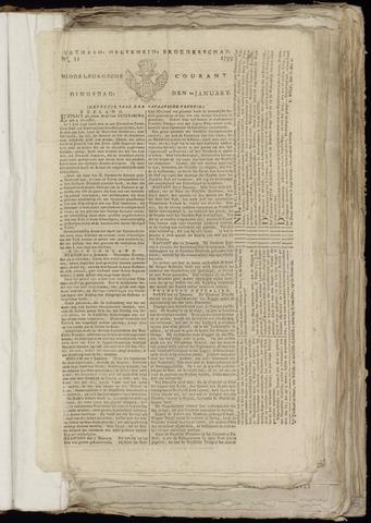 Middelburgsche Courant 1799-01-22