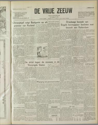 de Vrije Zeeuw 1958-03-28