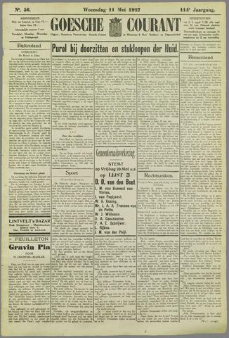 Goessche Courant 1927-05-11