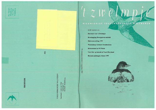 't Zwelmpje 1999-08-01