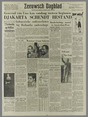 Zeeuwsch Dagblad 1962-08-21