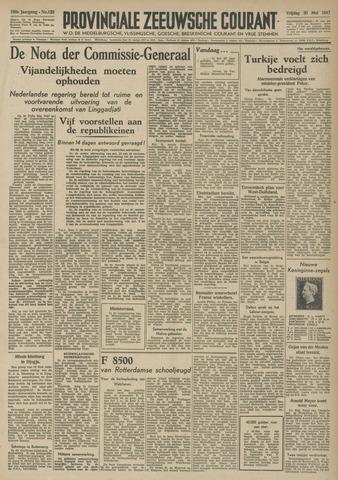 Provinciale Zeeuwse Courant 1947-05-30