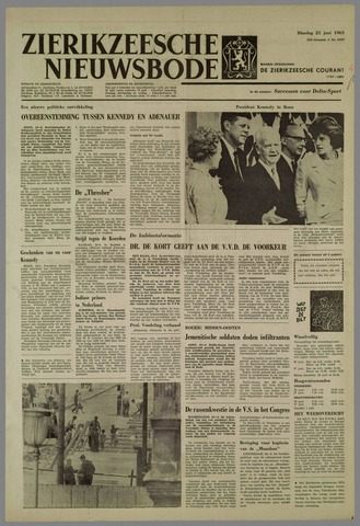 Zierikzeesche Nieuwsbode 1963-06-25