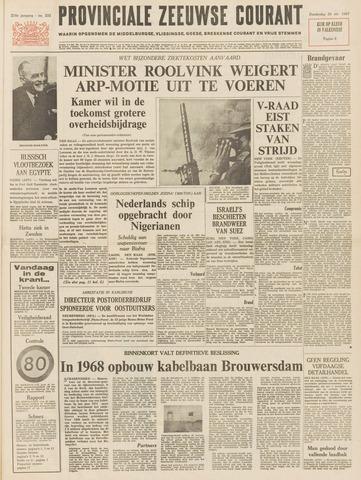 Provinciale Zeeuwse Courant 1967-10-26