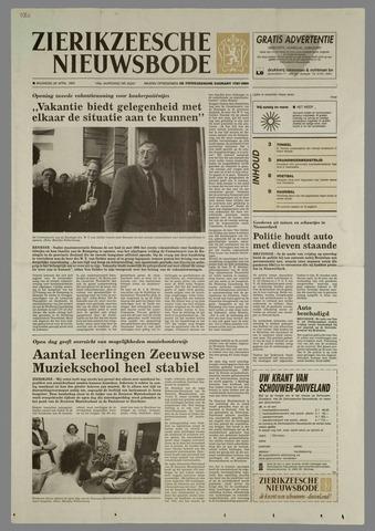 Zierikzeesche Nieuwsbode 1993-04-26