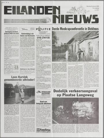 Eilanden-nieuws. Christelijk streekblad op gereformeerde grondslag 2000-01-25
