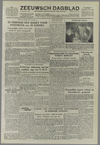 Zeeuwsch Dagblad 1953-01-13