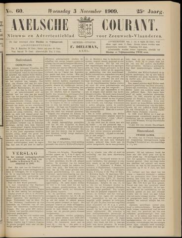 Axelsche Courant 1909-11-03