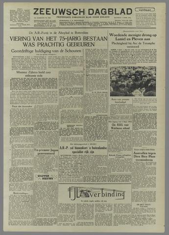 Zeeuwsch Dagblad 1954-04-05