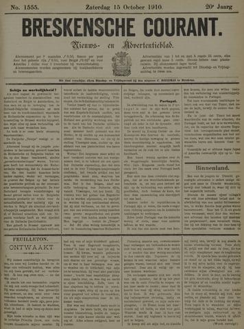 Breskensche Courant 1910-10-15
