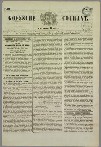 Goessche Courant 1853-06-06