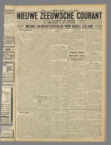 Nieuwe Zeeuwsche Courant 1933-06-08