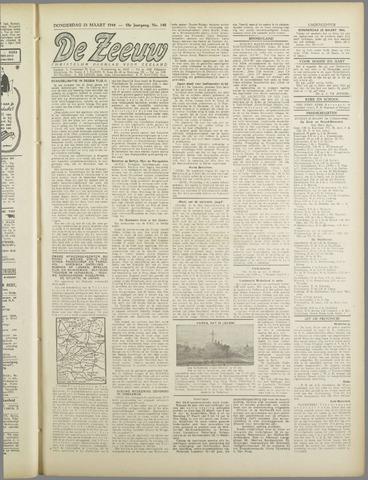 De Zeeuw. Christelijk-historisch nieuwsblad voor Zeeland 1944-03-23