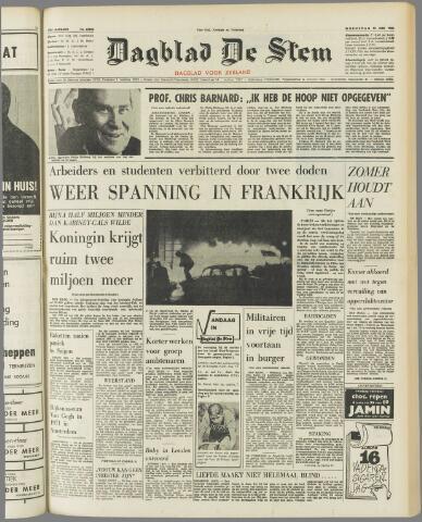 de Stem 1968-06-12
