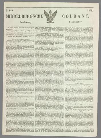 Middelburgsche Courant 1862-12-04