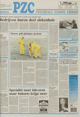 Provinciale Zeeuwse Courant 1994-01-21