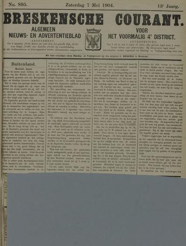 Breskensche Courant 1904-05-07