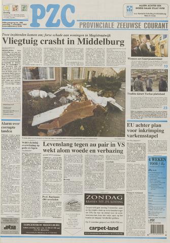 Provinciale Zeeuwse Courant 1997-11-01