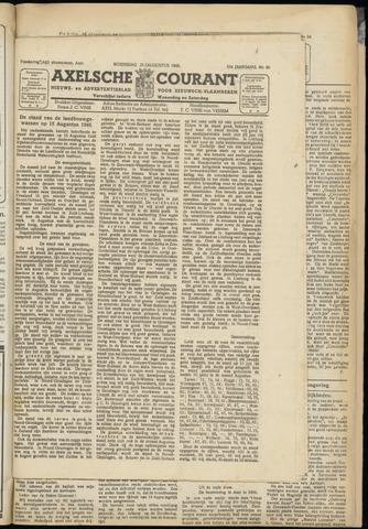 Axelsche Courant 1948-08-25