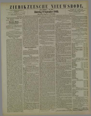 Zierikzeesche Nieuwsbode 1893-09-09