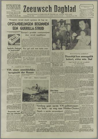 Zeeuwsch Dagblad 1956-11-10
