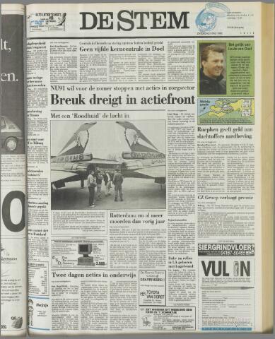 de Stem 1992-05-09