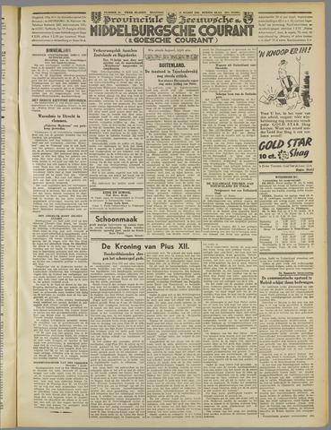 Middelburgsche Courant 1939-03-13