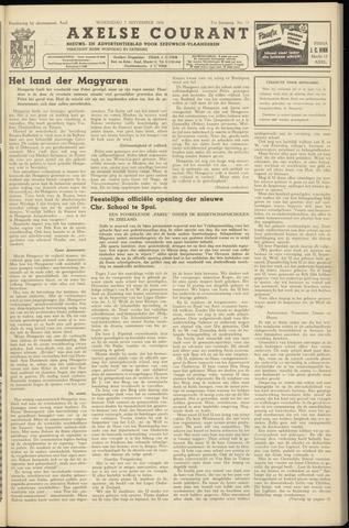 Axelsche Courant 1956-11-07
