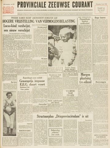 Provinciale Zeeuwse Courant 1964-06-03