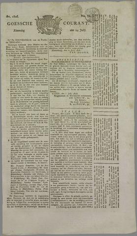 Goessche Courant 1826-07-24