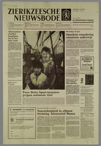 Zierikzeesche Nieuwsbode 1985-06-11