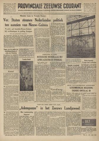 Provinciale Zeeuwse Courant 1958-12-11