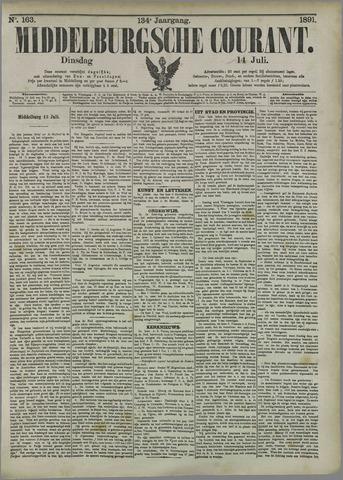 Middelburgsche Courant 1891-07-14