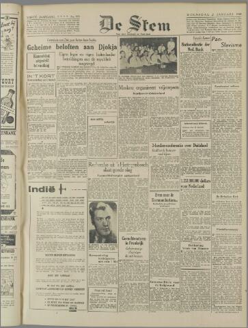 de Stem 1948-01-21