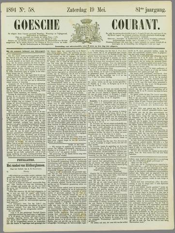 Goessche Courant 1894-05-19
