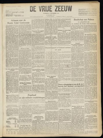 de Vrije Zeeuw 1949-11-05
