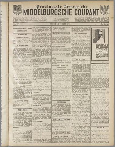 Middelburgsche Courant 1930-05-06