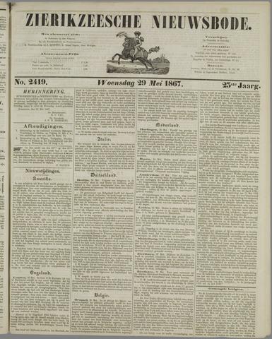 Zierikzeesche Nieuwsbode 1867-05-29