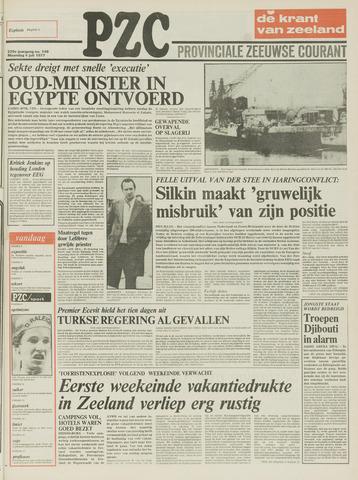 Provinciale Zeeuwse Courant 1977-07-04