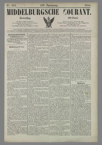 Middelburgsche Courant 1888-06-30