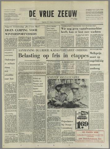 de Vrije Zeeuw 1971-11-18