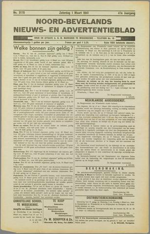 Noord-Bevelands Nieuws- en advertentieblad 1941-03-01